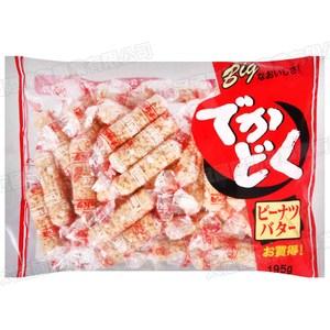 日本Dekadoku米香餅 花生風味