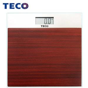 TECO東元歐風電子體重計 XYFWT382
