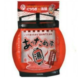 GOSHU五洲湯屋溫泉入浴剤-唐辛子+生薑(50g)*12