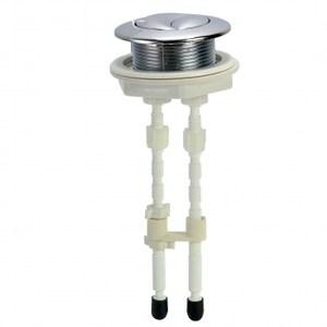 上壓雙沖型可調水箱按壓器48mm