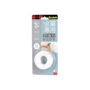 3M VHB 金屬用雙面膠帶 12mm