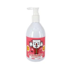 優品抗菌洗手乳大馬士革玫瑰香300ml