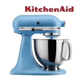 KitchenAid桌上型攪拌機絲絨藍