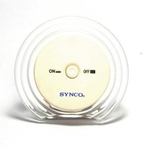 【新格牌SYNCO】旋月光開關式LED小夜燈(2入)