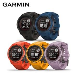 GARMIN INSTINCT Solar 本我系列 太陽能GPS腕錶石墨黑