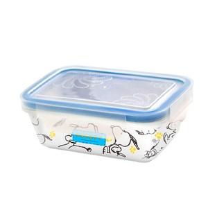 [特價]史努比 馬卡龍陶瓷保鮮盒 CL-0054