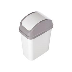 米亞搖蓋垃圾桶10L