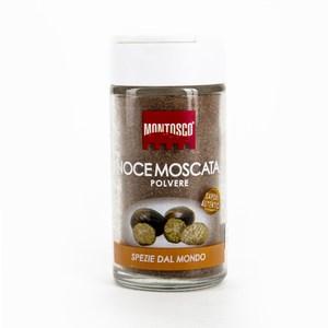 義大利MONTOSCO肉豆蔻粉香料罐