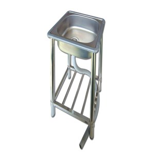 富麗不鏽鋼單水槽 小型