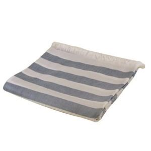 HOLA Selection南法印象細緻綿柔萬用毯 米灰