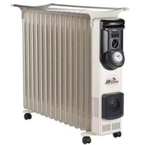 [結帳享優惠]【NORTHERN 北方】15葉片式恆溫電暖爐 NA-15ZL