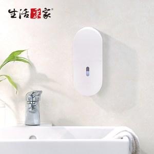 【生活采家】幸福手感1000ml泡沫式給皂機#47068組