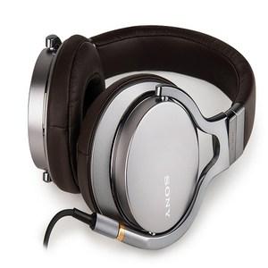 SONY MDR-1A 銀色 鋁製塗層液晶高分子振膜 耳罩式耳機