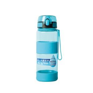 樂扣樂扣優質矽膠提帶水壺580ml/薄荷