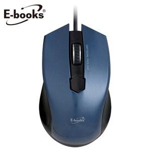 E-books M32 光學1600 CPI滑鼠藍