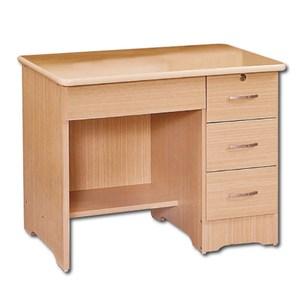 【YFS】卡爾白楓木3尺書桌下座-91x61x76cm