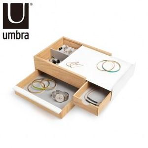 UMBRA 木質多功能置物盒 大