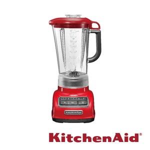 KitchenAid果汁料理機 經典紅