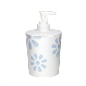 小雛菊乳液罐 粉藍