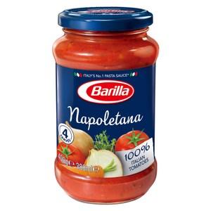 義大利百味來Barilla拿坡里蔬菜番茄義大利麵醬400g
