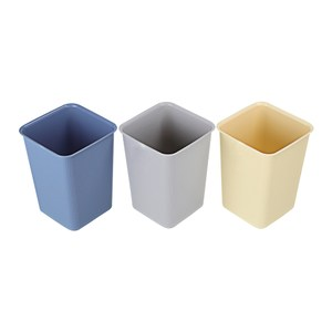 中方型京都垃圾桶8.4L 混色