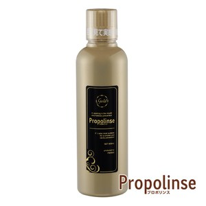 Propolinse 蜂膠漱口水金裝紀念款(600ml/瓶)