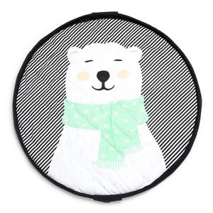 Play & Go玩具整理袋-幸福北極熊 (柔棉系列)