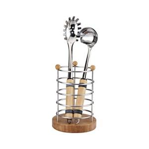 不鏽鋼桌上型餐具架