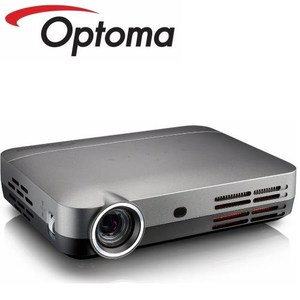 [特價]OPTOMA 奧圖碼 可攜式LED高清微型智慧投影機 ML330 銀黑色
