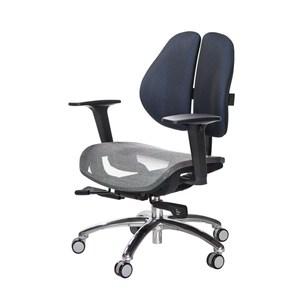GXG 低雙背網座 工學椅 (鋁腳/升降扶手)TW-2805 LU2#訂購備註顏色