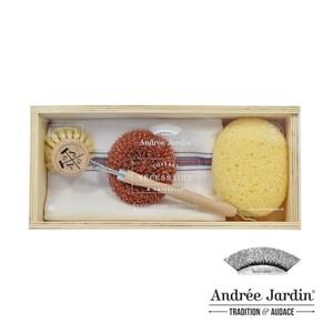法國製Andrée Jardin 餐具清潔四件禮盒組
