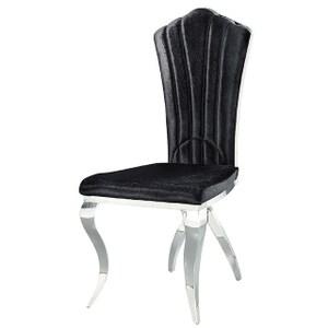 【YFS】亞維餐椅-48x51x106cm黑