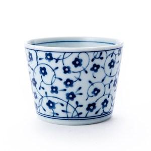 日本湯吞杯 洋風唐草 200ml
