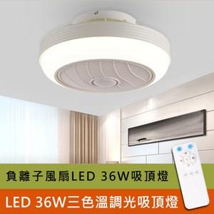 HONEY COMB LED 36W新世代風扇燈 TAD3001