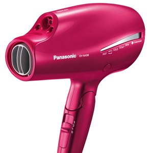 贈丹麥雙層杯 Panasonic 國際 EH-NA98 溫控吹風機