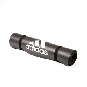Adidas Training 輕量防滑運動墊 6mm 深灰