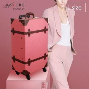 Old Time迷戀舊時光combi trunk (L-23吋) Pink