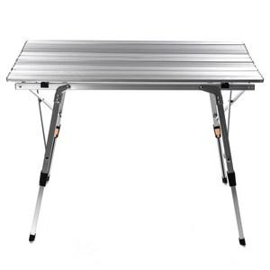 便攜式野餐露營鋁桌 寬90cm 型號SV-PT090