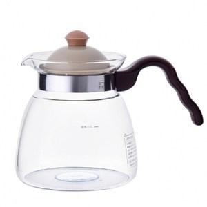 【OMORY】耐熱玻璃壺1.2L(適用電磁爐)
