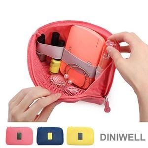 DINIWELL多功能防震數碼配件包 L粉色