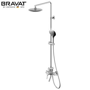 BRAVAT 貝朗 融宜淋浴花灑浴用龍頭組 F6172217CP-A