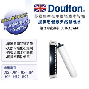 DOULTON 道爾敦 陶瓷濾芯 ULTRACARB ( DIP ,DIS 專用