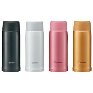 【象印】可分解杯蓋不鏽鋼真空保溫杯0.36L SM-NA36DM蜂蜜金