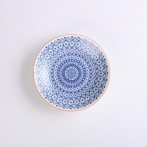 日本禮讚輕量盤13.5cm花線