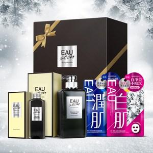 【EAU Salon 耀.沙龍】聖誕禮盒四件組500ml*1+100ml*1+面膜*2