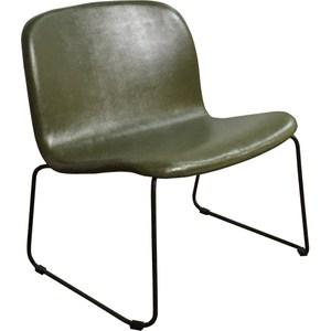 【YOI傢俱】沃瓦休閒椅-墨綠