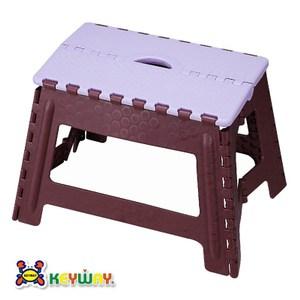 KEYWAY 休閒摺合椅 紫色款 PP-0117 31x44.5x30.3cm