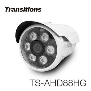 【全視線】1080P 6顆紅外線LED攝影機(TS-AHD88HG)4㎜