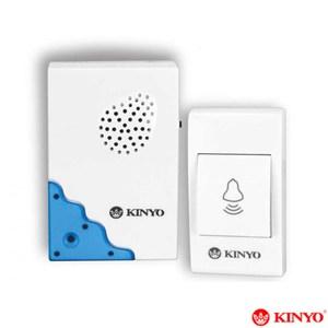 【KINYO】直流式遠距離無線門鈴(DB-371)