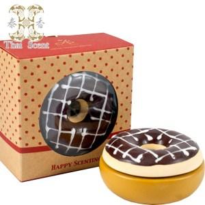 ThaiScent泰香 巧克力甜甜圈擴香瓶(無附擴香精)